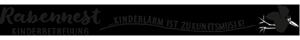 Kinderbetreuung Rabennest e.V. Mühlacker Logo